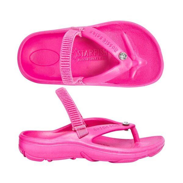 Pink Diamond Support Toddler Thong